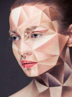 Quand le maquillage devient un art !