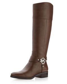 MICHAEL Michael Kors Fulton Harness Boot.  I guess rocking these flats could be fun.