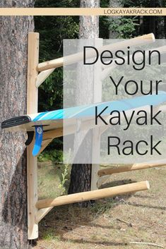 FREE SHIPPING Please allow 9 business days handling time for all sales (12 days for roofed kayak racks) plus 2–5 extra business days for UPS transit time. #kayak #logkayakrack Kayak Storage Rack, Kayak Rack, Northern White Cedar, Cedar Log, Kayaking Gear, 12 Days, Free Shipping, Business, Design
