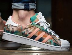 045e7d62beb adidas Superstar W (pink   multicolor) nice shoes. Jonzy Aragon · SUPERSTAR  LIMITED EDITION
