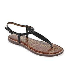 9d066018524c Sam Edelman Gigi T-Strap Sandals