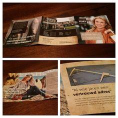 Onze nieuwe folder! Www.vandervliesschoenen.nl