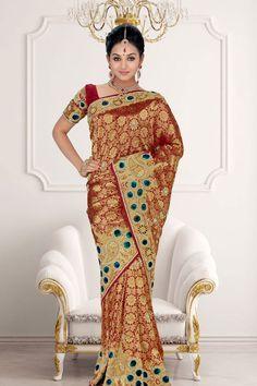 Satin silk Pakistani suit   Punjabi kurta Banarasi silk Pack of two gold zari woven silk shirts kurta kameez fabric