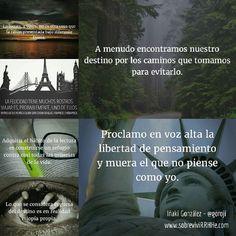 Nuestro resumen de la semana en #frasesdemiagenda #frases #citas #fotodeldia #picoftheday