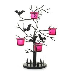 Spellbound : Tea Light Candle Holder : Yankee Candle