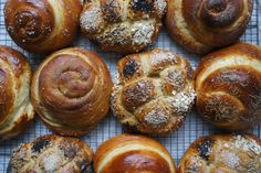 Dreaming up crazy flavors of challah like pastrami sandwich challah, balsamic apple date challah or gruyere and pesto stuffed challah is one of my gre ...