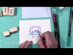 Ai Watercolor Mini Project - Open Window - YouTube