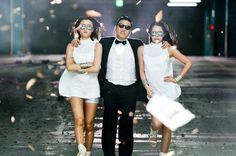 "Psy's ""Gangnam Style"" is now the most-watched YouTube video of all time, passing Justin Bieber's ""Baby."" (via Billboard)"