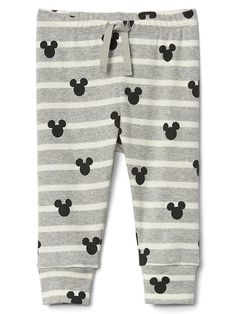 babyGap | Disney baby Mickey Mouse and stripe pants