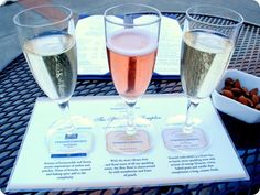 Wine tasting in Wine Country - Yes please!  Sometime I'm going to take a girls weekend and go wine tasting!!!