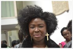 Wunmi from Woman in the Jungle