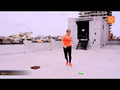 Sarah Kusch's 20 Minute Sweat Series - YouTube