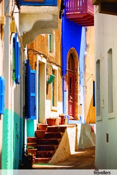 VISIT GREECE| you can't beat those colors, #Nisyros, #Greece #Dodecanese