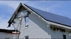 Rooftop solar panels a cause of concern for firefighters - Boston News, Weather, Sports | FOX 25 | MyFoxBoston