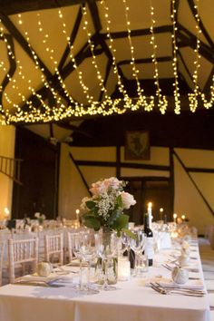 203 best inspiration barn wedding lighting images on pinterest