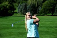 Sylvie Williams attended Lincoln University on a golf scholarship, studying towards a Bachelor of Commerce. Michigan Athletics, Lincoln University, Studying, Golf, Prom Dresses, Sport, Deporte, Sports, Study