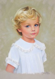 Sally Gates, Classic Pastel Portraits is one of the premier pastel portrait painters in America today. Cool Paintings, Beautiful Paintings, Portrait Photo, Portrait Art, Painting Corner, Pastel Portraits, Painting Portraits, Soft Pastel Art, Watercolor Deer