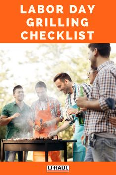 Summer is almost over! Are you going to be grilling over Labor Day weekend? Click through to check off your Labor Day grilling checklist. Labour Day Weekend, Grill Master, Grilling, Things To Come, Check, Summer, Summer Time, Crickets, Verano