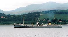 SS_Shieldhall_in_Clyde.  Sludge boat. Went on this in 1990.