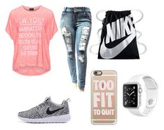 """""""Untitled #79"""" by jessika-adams on Polyvore featuring beauty, Replace, NIKE and Casetify"""