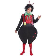 Disfraz Mariquita Hombre Adulto 8422802046383