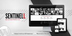 Sentinell - Responsive WordPress Theme $45