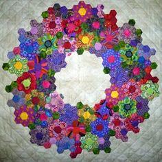 Les choses chères au coeur: « Hexagones (hexagone), un peu d'imagination et beaucoup de patience »