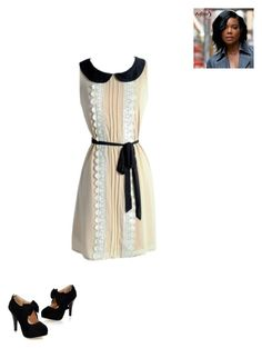 """""""First Date with Elfman"""" by maryvarleyrox ❤ liked on Polyvore"""