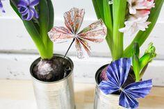 Schmetterlinge+aus+Papier+Annefaktur.de