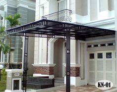 House Canopy, Car Canopy, Carport Canopy, Steel Gate Design, House Gate Design, Shed Design, Canopy Outdoor, Outdoor Decor, Gazebos