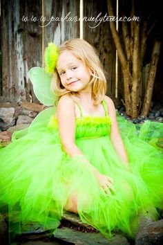 Fairy tutu Dress Can be made in any color you by KirrasBoutique, $46.95