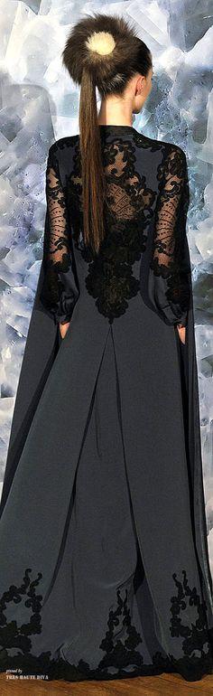 Alexis Mabile Haute Couture FW 2014-15