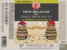 mybeerbuzz.com - Bringing Good Beers & Good People Together...: New Belgium / Odell Hop Kitchen Series # 6 - FOCOl...