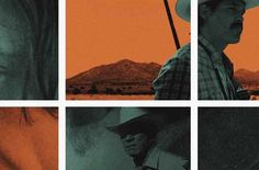 No Country for Old Men by Adam Juresko now featured on Alternative Movie Posters