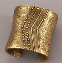 NEIMAN AND MARCUS CUFFS | Fall 2010 Jewelry: 15 Statement Cuff Bracelets