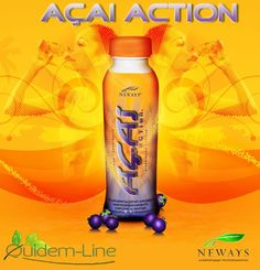 Acai Action - Neways international Clean Eating Tips, Pop Group, Detox, Dream Wedding, Health Fitness, Healthy Eating, Action, In This Moment, Life