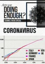The Coronavirus disease 2019 has spread globally since resulting in a pandemic. Documentary, Medicine, Death, Cases, Number, Hair Styles, Hairdos, Hairstyles, Boxes