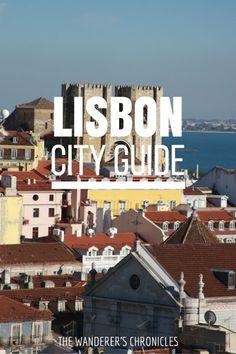 The Wanderer's Chronicles: Lisbon Chronicles | City Guide