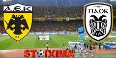 ΑΕΚ – ΠΑΟΚ - http://stoiximabet.com/aek-paok-playoff-2016/ #stoixima #pamestoixima #stoiximabet #bettingtips #στοιχημα #προγνωστικα #FootballTips #FreeBettingTips #stoiximabet