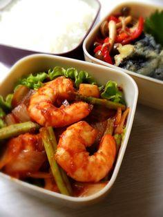 Korean meat lunch box : Do si rak