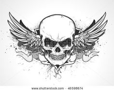gothic skulls pictures - Google Search