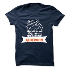 (Tshirt Great) ALBERSON  Teeshirt this month   Tshirt For Guys Lady Hodie  SHARE and Tag Your Friend