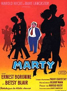 Marty(1955) 8/10+ - 2/16/15