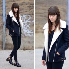 In love with the coat