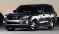 2015 Lexus LX 570 Review and Release Date | All Car Information