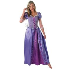 I want to be Rapunzel for Halloween so bad but I don't have a ton of money to invest in it so