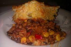 Crockpot Vegan Tamale Pie