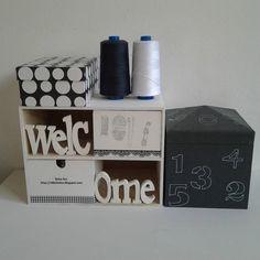 bicho feo - Nuovo allestimento per la mia craft room http://elbichofeo.blogspot.com