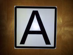 An A....