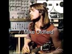 Listen to music from Mike Oldfield like Moonlight Shadow, Nuclear & more. Find the latest tracks, albums, and images from Mike Oldfield. Tubular Bells, David Gilmour Pink Floyd, Pink Floyd Art, Mike Oldfield, Richard Wright, Classic Rock And Roll, Psychedelic Music, Best Guitarist, Roger Waters